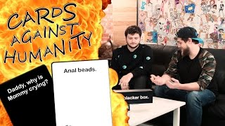 Cards Against Humanity | THE MOST OFFENSIVE VIDEO EVER?! (Funny Moments)