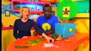 CBeebies and BBC Two Continuity - Monday 29th September 2003