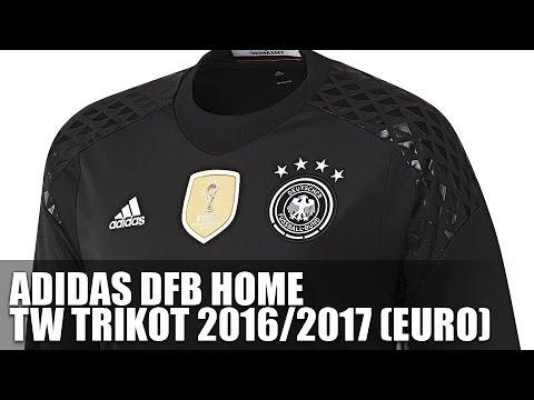 factory price ad38f 72724 Adidas DFB GK Trikot Home Neuer EM 2016 - Nationalmannschaft