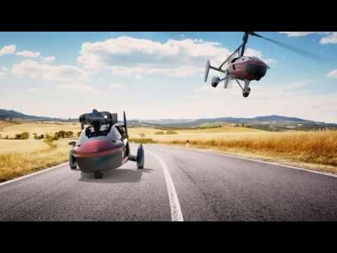 PAL-V Liberty First Flying Car - Starting Price from 400K