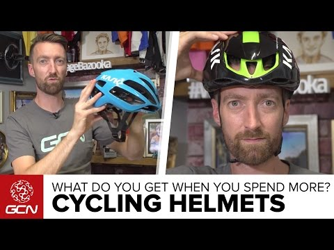 Cycling Helmets – What Do You Get When You Spend More?