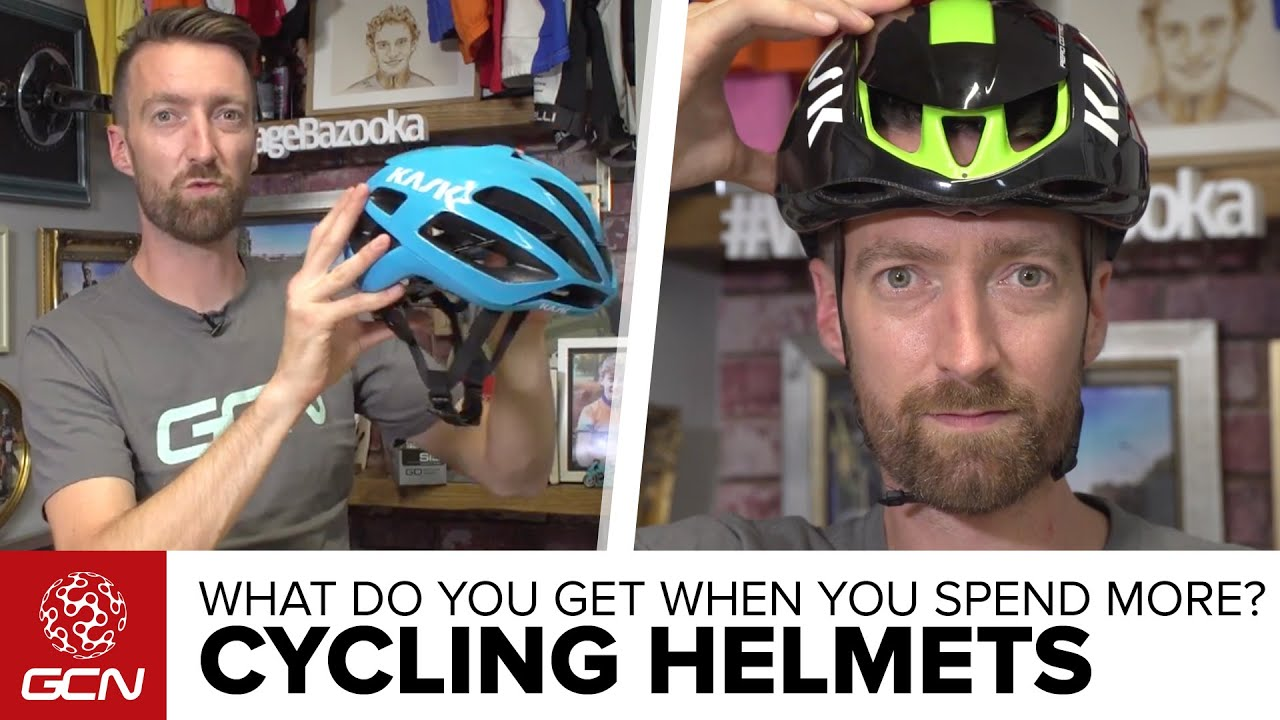 135f61216aa Cycling Helmets – What Do You Get When You Spend More  - YouTube