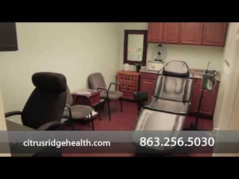 Welcome - Citrus Ridge Health Center - Davenport FL