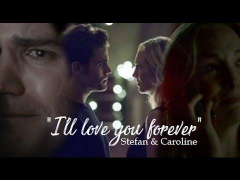Stefan & Caroline Tribute | FULL Steroline Story - Season 1 - 8 |