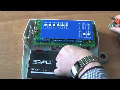 Подключение и программирование считывателя и ключей ТМ