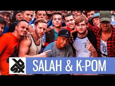 SALAH & K-POM | Best Jam Ever