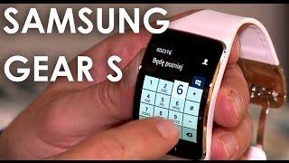 Samsung Gear S - Recenzja - Twardy Reset