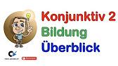 Vom Indikativ zum Konjunktiv (Übungsvideo) | Deutsch | Grammatik ...