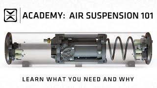 Air Suspension 101 | AccuAir Academy
