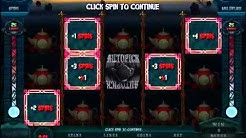 Alaxe in Zombieland Slots 16 Free Spins and Bonuses