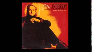 JON ANDERSON Hold on to love 1988