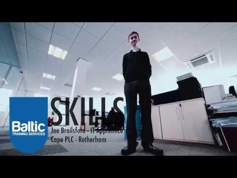 Joe's IT Support Apprenticeship experience