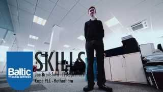 Joe's It Support Apprenticeship Experience With Baltic Training
