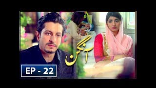 Aangan Episode 22 - 4th April  2018- ARY Digital Drama