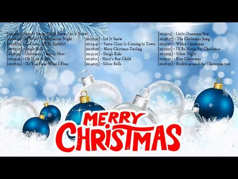 Top Classic Christmas Songs 2018 - Best Traditional Christmas Songs Ever