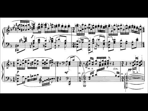 Rachmaninoff: Etude-Tableaux Op.33 No.4 in D Minor (Lugansky)