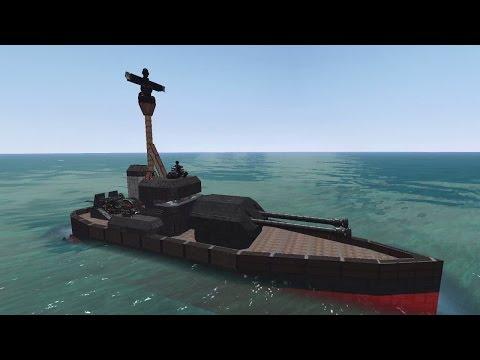 From the Depths: Small Ship, Big Guns (Monitor warship)