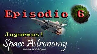 Juguemos: Minecraft: SPACE ASTRONOMY - EP 6 - ADN DE MURCIÉLAGO!