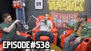 The Fighter and The Kid - Episode 538: Chris Distefano