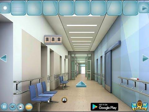 Emergency Hospital Escape Walkthrough [WowEscape]