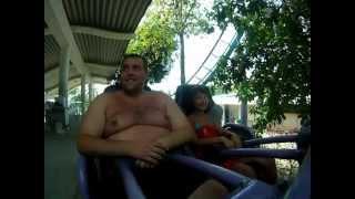 Американские горки в Паттая Парк
