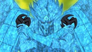 카카시는 완전한 스사노오를 쓴다 \u0026 각성한 카무이, 나루토, 사스케와 사스케는 카구야를 봉인한다