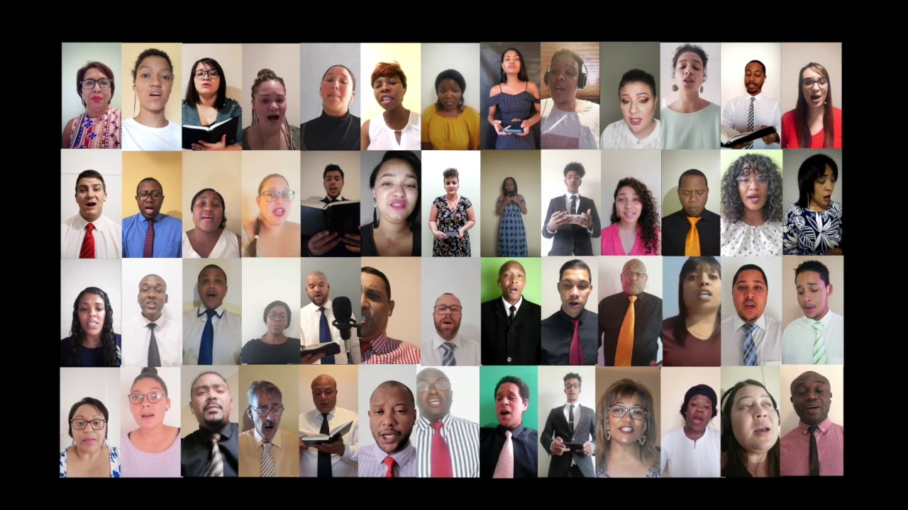 As The Deer Virtual Choir By The New Apostolic Church Southern Africa Youtube
