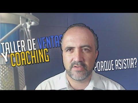 Porqué asistir a nuestro Taller de Ventas + Coaching