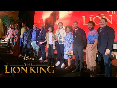 Download Lagu  The Lion King Press Conference HD Mp3 Free