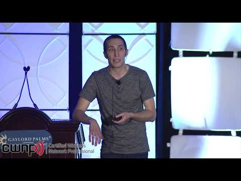 2017 Wi-Fi Trek: Session 7 - Peter Mackenzie (Intro to WLAN Association)