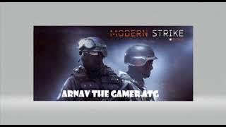 Game play of Modern strike online