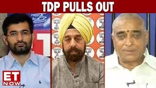 TDP Moves 'No-Confidence' Motion Against Centre | India Development Debate | TDP Pulls Out