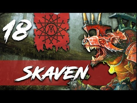 RITUAL OF DECAY - Total War: Warhammer 2 - Skaven Campaign - Queek Headtaker #18