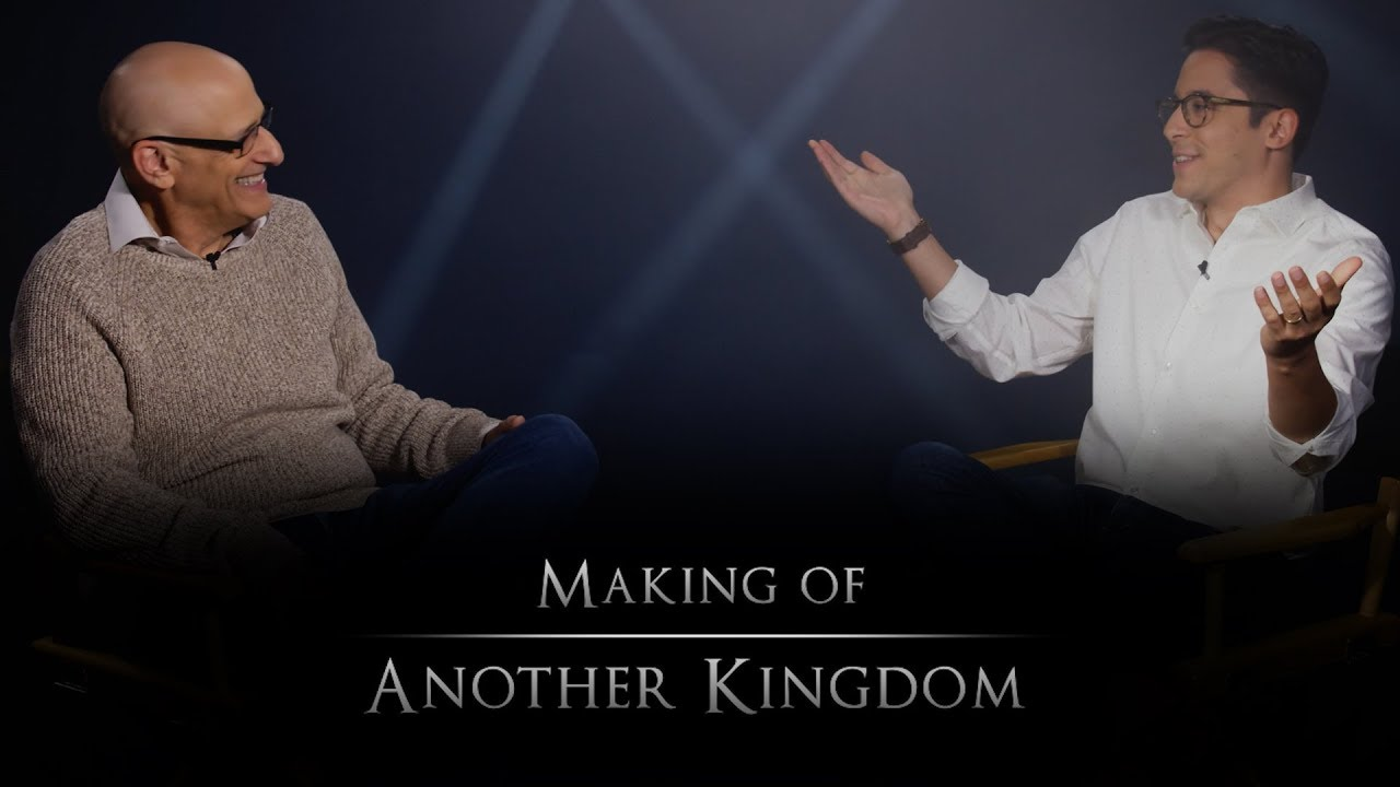 EXCLUSIVE  The Story Behind Another Kingdom