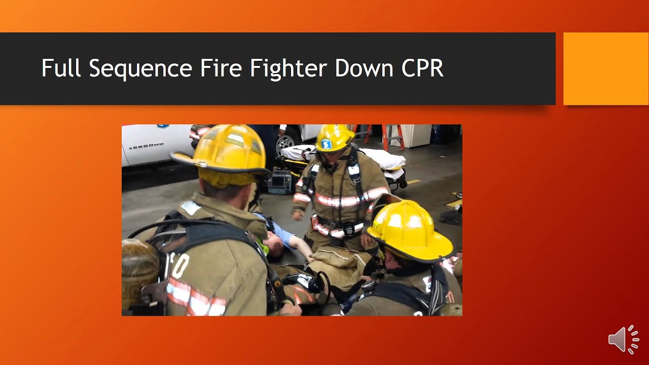 Firefighter down cpr training video youtube xflitez Image collections