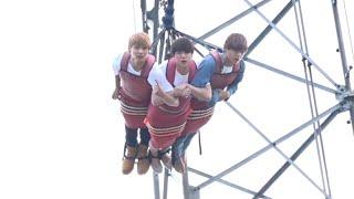BTS in amusement park