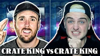 THE CRATE BATTLE YOU'VE ALL BEEN WAITING FOR... | OPENING EVERY CRATE! - pickapixel vs PhantomAce
