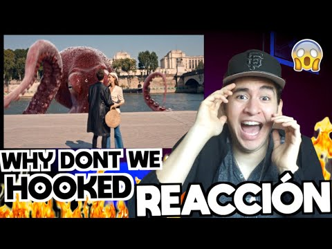 Why Don't We - Hooked | REACCIÓN