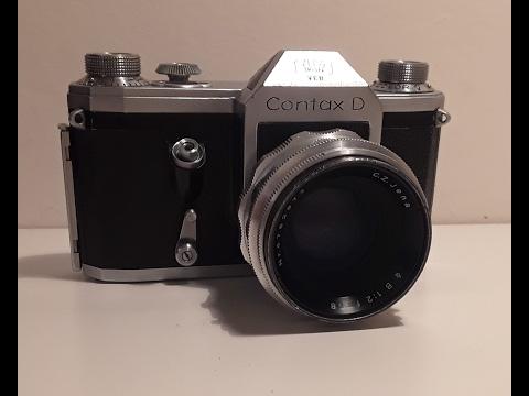 Zeiss Ikon VEB Contax D C Z  Jena B 58mm 2