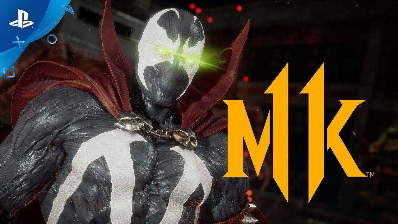 Spawn Gameplay Trailer
