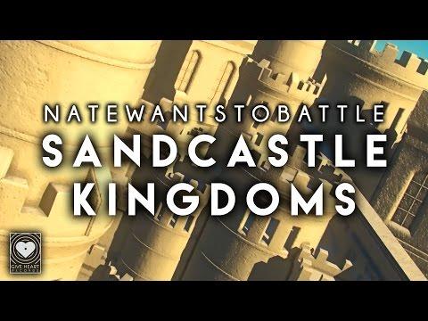 NateWantsToBattle - Sandcastle Kingdoms (Official Lyric Video) on iTunes & Spotify