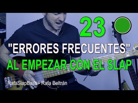 """23 """"ERRORES FRECUENTES"""" al EMPEZAR con el SLAP y cómo resolverlos"""