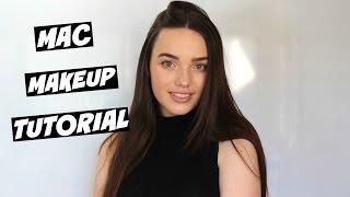 One Brand Tutorial | MAC Cosmetics!
