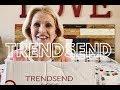 Trendsend Review & Try On September 2018