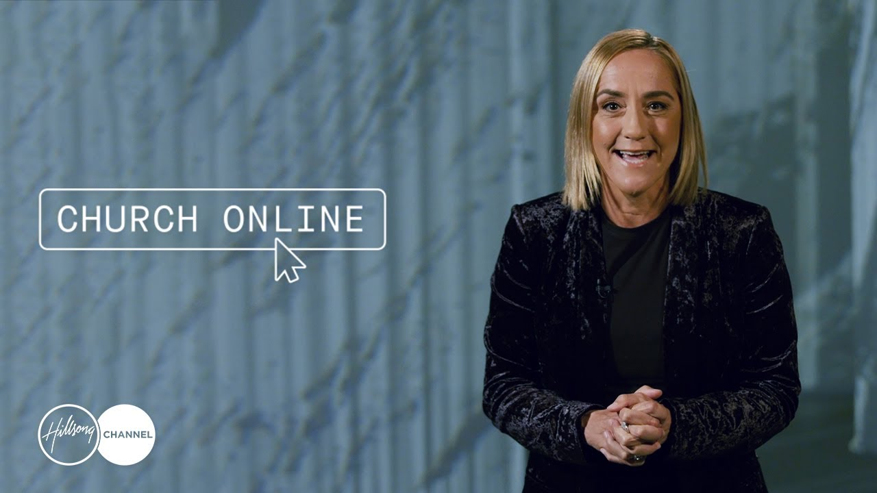 Hillsong Channel Presents: Church Online   Christine Caine