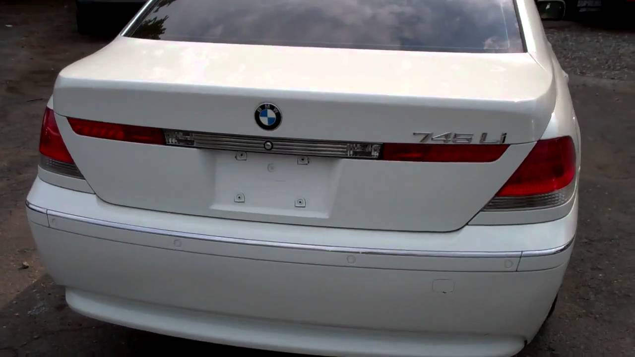 medium resolution of for sale 2002 bmw 745li at an affordable price