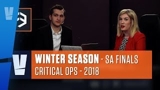 C-OPS - Winter Season Finals - South America