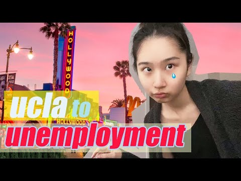 unemployment (job hunting)  in LA vlog pt1 | being stalked, Colourpop interview | glowup journal 5
