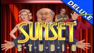 Sunset Studio Deluxe - Sciencefiction - Soundtrack