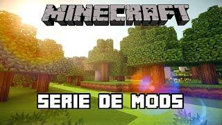 Minecraft SERIE MODS   Muchos avances   EP: 4
